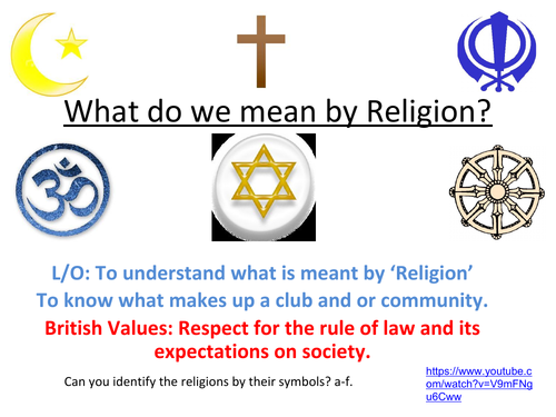 An introduction to world religions.