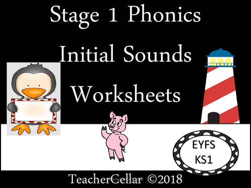 Phonics Revision  Initial Sounds