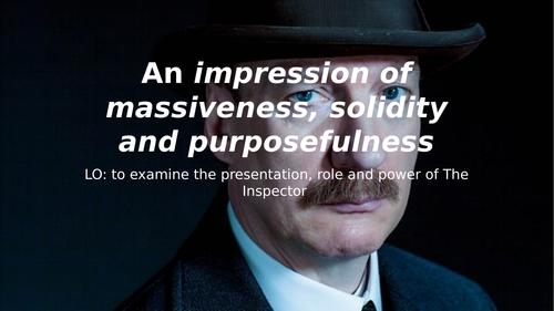 Act 2 of An Inspector Calls