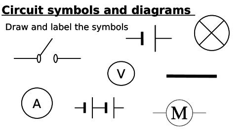 circuit diagram ks3 masonlakin mart - teaching resources - tes