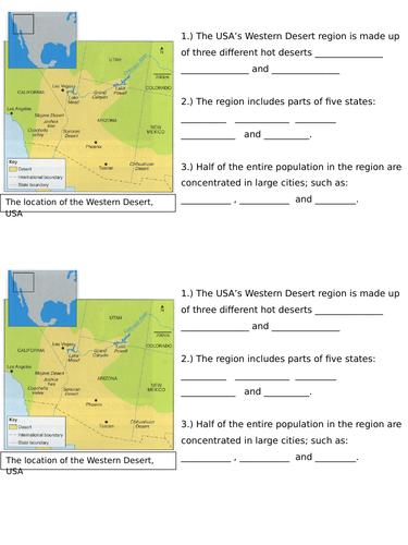 Development Opportunities in the Western Desert