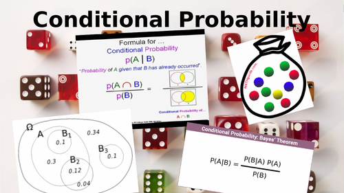 Conditional Probability (visual method)