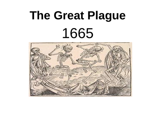 The Great Plague 1665