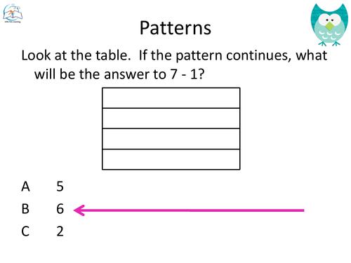 Whiteboard 1st Grade Math Review | 1st Grade Math Test Prep