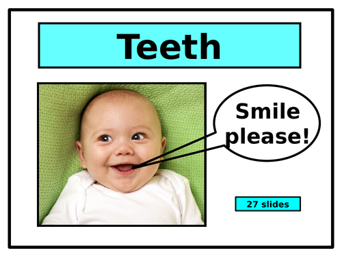 Teeth - PowerPoint