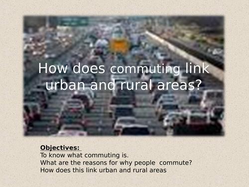 Theme 1: Lesson 14: Commuting