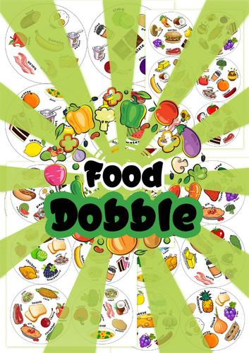 FOOD Dobble