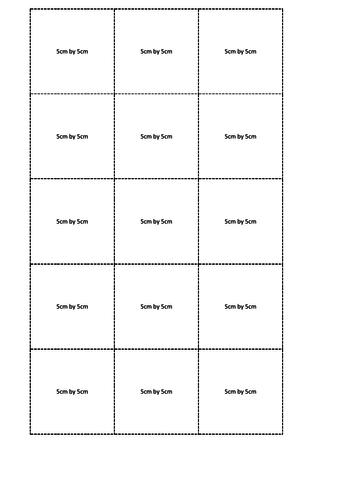Year 4 - Spring Block 2 - Measurement - Area (week 4)