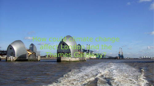 GCSE - Coasts - Lesson 4 - Climate Change in the UK