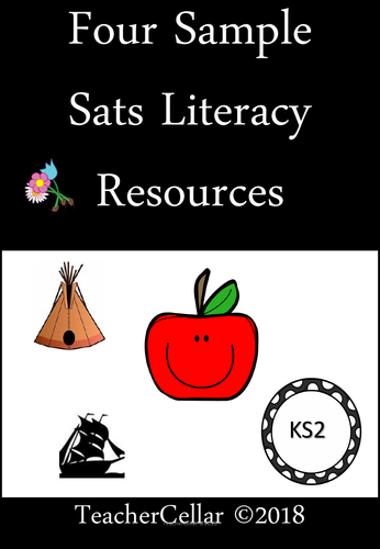 Sample Sats Literacy Resources