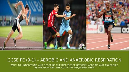 AQA GCSE PE (9-1) Aerobic and Anerobic Exercise