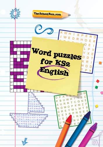 Literacy puzzles worksheets