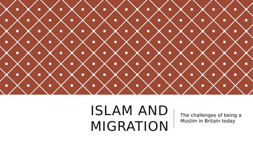 A2 Theme 3 (Part E) Islam and Migration Eduqas/WJEC