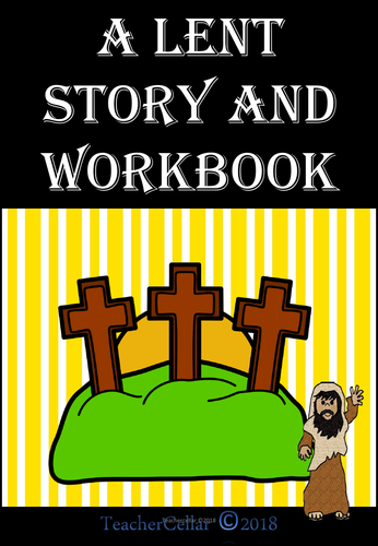 A Lent Story and Workbook