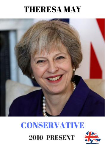 Timeline of British Prime Ministers