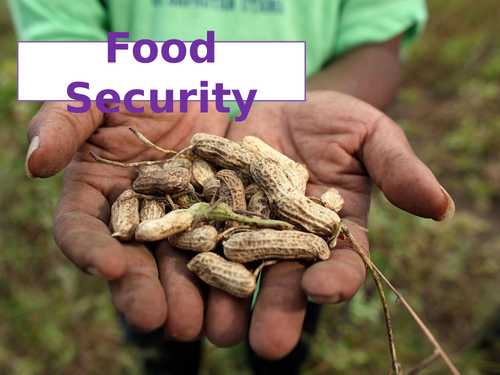 cB9 Food Security (Separate Science)