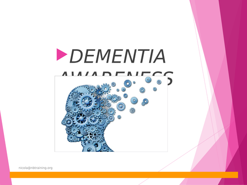 Dementia Awareness Presentation