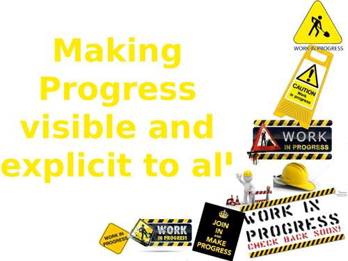 Making Progress Visible CPD