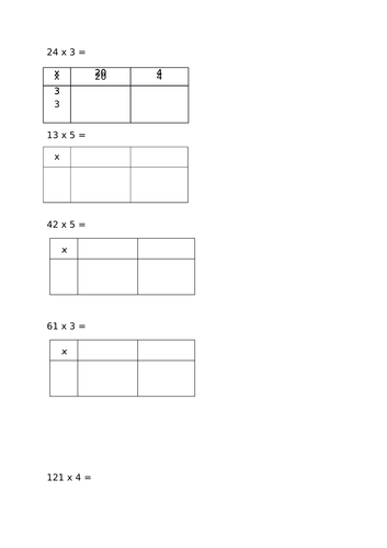 Grid Multiplication for LKS2