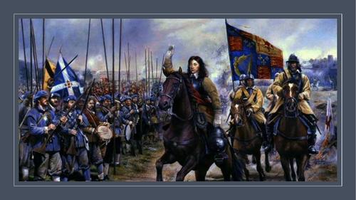 English Civil War: Scotland and CCM