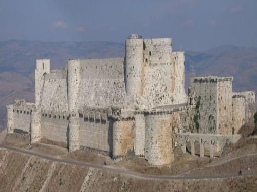 The development of castles