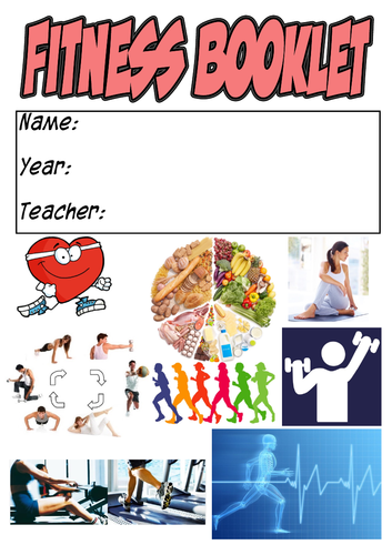 Fitness Booklet