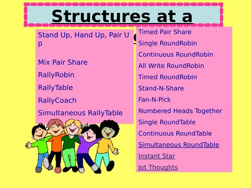 Kagan Structures Presentation