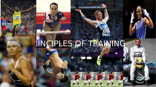 BTEC SPORT UNIT 1 - Basic Principles of Training