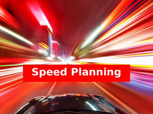 Poetry - speed planning