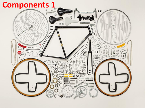 Components workbook for cycle maintenance. introduction into cycle maintenance/mechanics