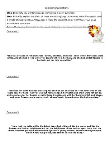 AQA Language Paper 1 Question 2