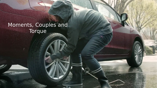 AS Physics - Moments, Couples and Torque
