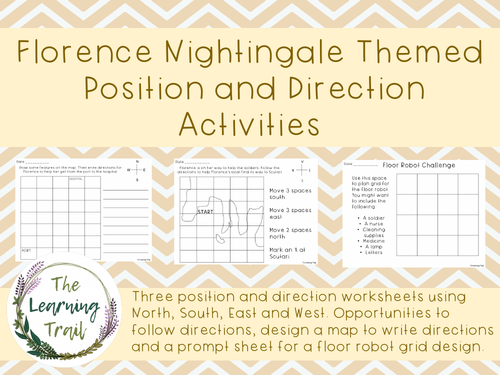 Florence Nightingale Position and Direction
