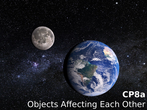 Edexcel CP8a Objects Affecting Each Other