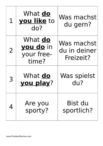 Ich bin online Quiz Quiz Trade Style