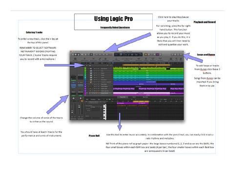 Logic Pro Guidance