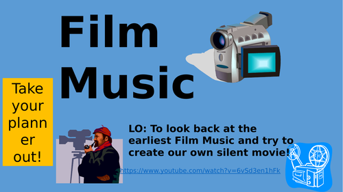 Film Music Intro