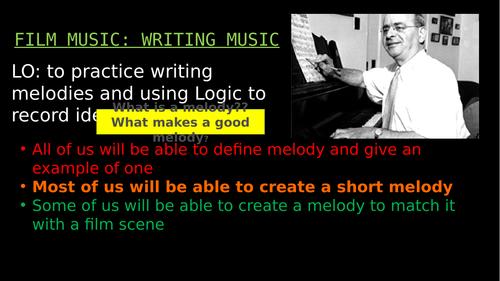 Logic Pro lessons