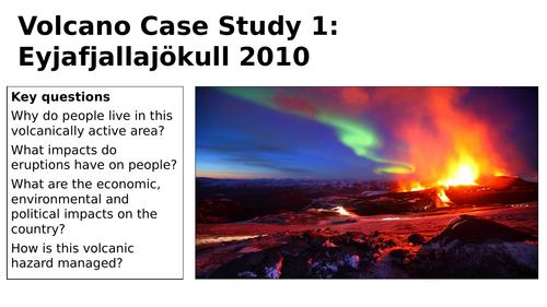 Eyjafjallajökull 2010 eruption case study