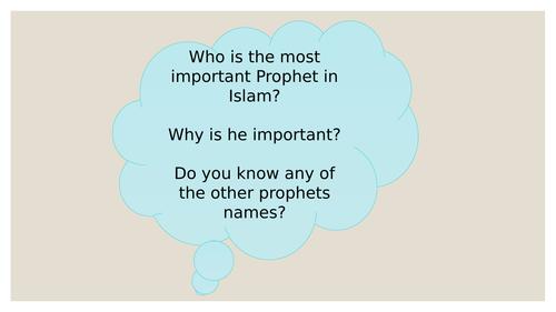 Muslim views about Jesus / Prophet Isa