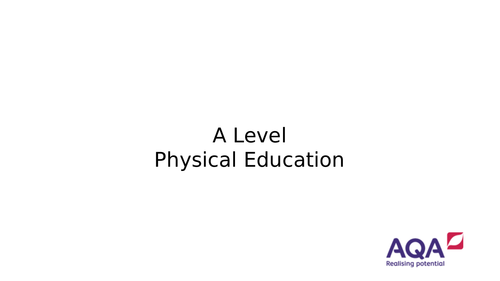 A Level PE - Feedback - Skill Aquisition