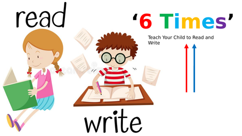 Early Years Reading and Writing Manual ... Welcome to 6 TIMES!