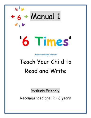 Dyslexia Friendly - Reading and Writing Manual