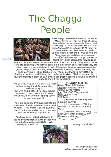 The Chagga People