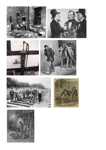Edexcel: Crime and Punishment - Impact of the Industrial Revolution on Crime