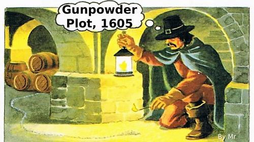 Were the Catholics Framed in the Gunpowder Plot of 1605?