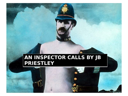 An Inspector Calls Super Learning Lecture