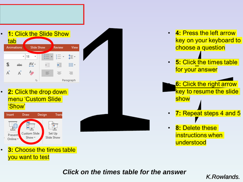 KS2 KS3 Division Problems, Fast Paced Questions, Animated Powerpoint with Answers