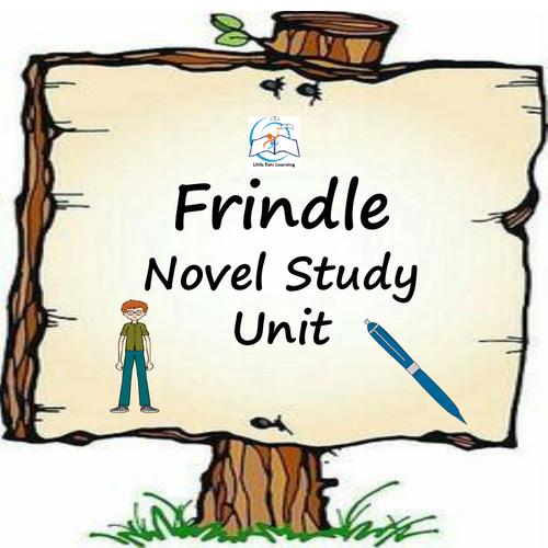 Frindle Novel Unit Study