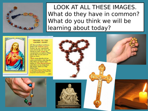 Prayer - Christian Practices GCSE AQA